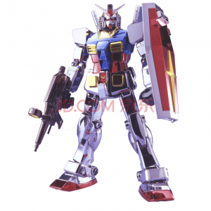 *PREORDER* Model Kit Gundam: PG GUNDAM RX-78-2 CHROME PLATED 1/60 by Bandai