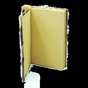 Notes Book in Fibra Naturale