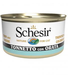 Schesir Cat - Specialità di Mare - In Gelatina - 85g x 24 lattine