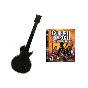 Guitar Hero III: Legends of Rock - Gioco + Chitarra - USATO - PS3