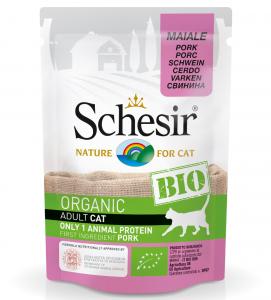 Schesir Cat - Bio - 16 buste da 85g