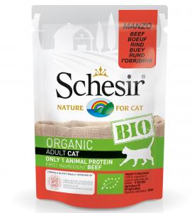 Schesir Cat - Bio - 85g x 16 buste