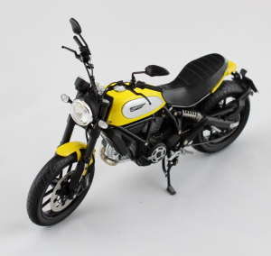 Ducati Scrambler Icon 1962 Yellow 1/12 TSM Model