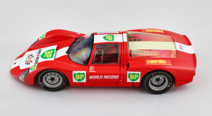 Porsche 906E Monza 1967 Seppi Dieter Rico Charles 1/18