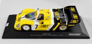 Porsche 956k Joest Racing Senna Nurburgring 1984 1/18 Minichamps