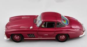 Mercedes-Benz 300 Sl 1954 Red 1/18 Minichamps