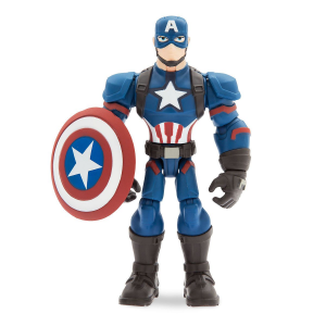 Action figure Marvel Toybox: Capitan America by Disney