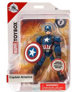 Action figure Marvel Toybox: Capitan America by Disney