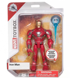 Action figure Marvel Toybox: Iron Man by Disney