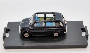 Fiat 500 Giardiniera Open Dark Blue 1960 1/43 100% Made In Italy By Brumm