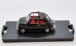 Fiat 500L Open 1968-1972 Brown 1/43 100% Made In Italy By Brumm