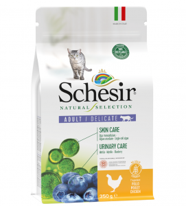 Schesir Cat - Natural Selection - No Grain - Adult - Pollo - 350g