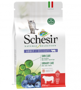 Schesir Cat - Natural Selection - Adult - Manzo - 350g