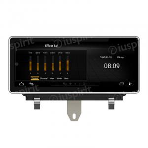 ANDROID navigatore per Audi Q3 2013-2018 MMI 3G Octa-Core 4GB RAM 64GB ROM 10.25 pollici GPS WI-FI Bluetooth MirrorLink 4G LTE