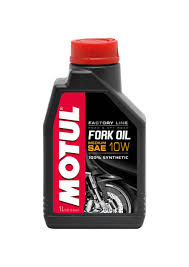 105925 OLIO FORK OIL 10W 100% SINTETICO MOTUL