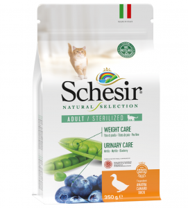 Schesir Cat - Natural Selection - Sterilizzato - 350gr