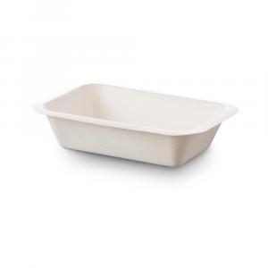 Vaschetta patatine biodegradabile 450ml