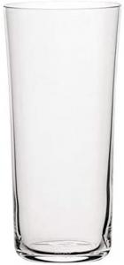 Set 6 pezzi bicchieri in vetro cristallino long drink Savage cl 33 cm.14,6h diam.6,8