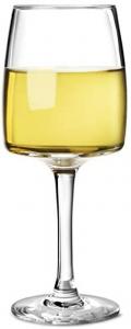 Set 6 bicchieri da vino in vetro Axiom 24 cl