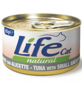 Life Cat - Natural - 85g x 24 lattine