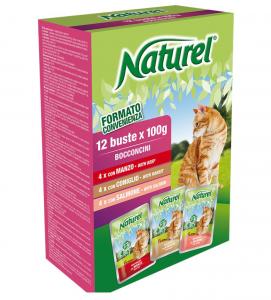 Life Pet Care - Naturel - 2 Box da 12 buste da 100g