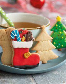 Tagliapasta Albero di Natale e Scarpone
