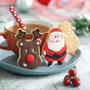 Tagliapasta Babbo Natale e Renna