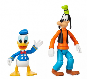 Action figure Disney Toybox: Paperino e Pippo by Disney