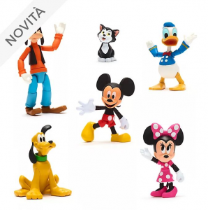 Action figure Disney Toybox: Topolino e i suoi amici by Disney