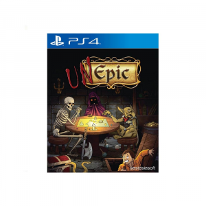 UNepic - NUOVO - PS4