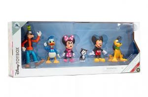 Action figure Disney Toybox: Topolino e i suoi amici by Disney