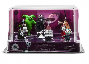 Action figure Nightmare Before Christmas: Deluxe Set by Disney