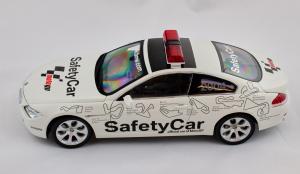 Bmw 645CI  Moto Gp Safety Car 1/18 Kyosho