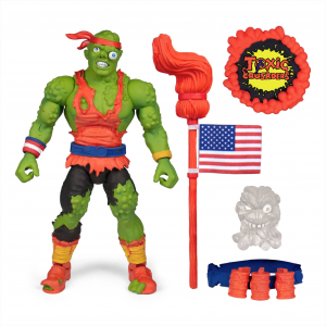 Ultimates Action Figure: TOXIC CRUSADERS Deluxe by Super 7