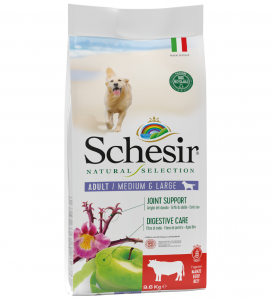 Schesir Dog - Natural Selection - No Grain - Adult - Medium/Large - 9,6 kg