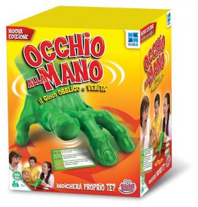 GIOCO OCCHIO ALLA MANO NEW MB678576 GRANDI GIORCHI SRL