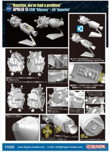 Apollo 13 CSM & LM