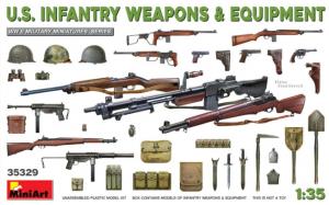 U.S. Infantry Weapons & Equipment