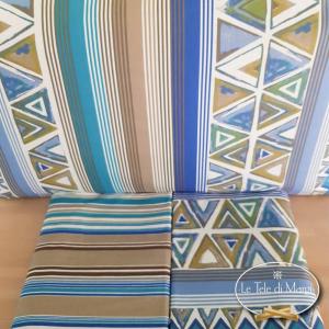 Completo Lenzuola Corner blu