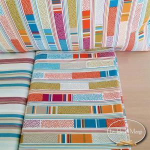 Completo Lenzuola Stecche multicolor