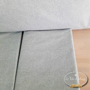 Completo Lenzuola Borbonese grigio