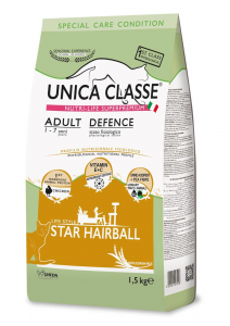 Adult Defence Star Hairball