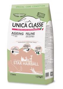 Ageing Feline Star Hairball
