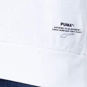 Puma Avenlr Graphic Crew Felpa da Uomo