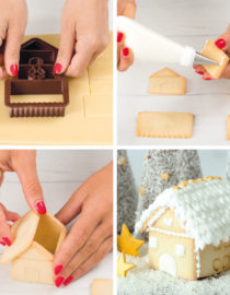 Tagliapasta 3D House Decora