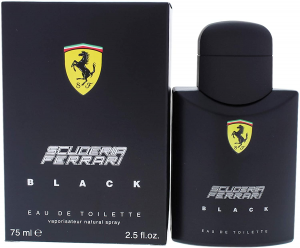 Profumo Ferrari Black 75 ml