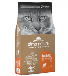 Almo Nature - Holistic Cat Maintenance - Adult - 12 kg x 2 sacchi