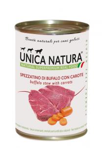 Spezzatino di Bufalo con Carote - UNICO REAL MAXI