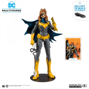 DC Rebirth Build A Action Figure: BATGIRL (Art of the Crime) by McFarlane Toys
