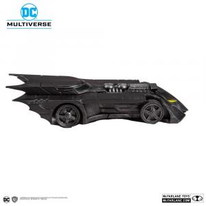 DC Multiverse: BATGIRL ( Art of the Crime) BAF by McFarlane Toys